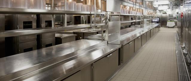 Kuchyně aprádelny