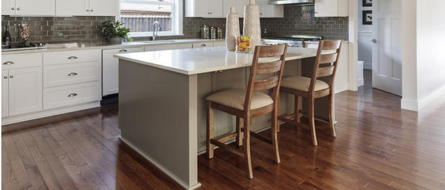 Kitchen floors - Flooring solutions for apartment buildings
