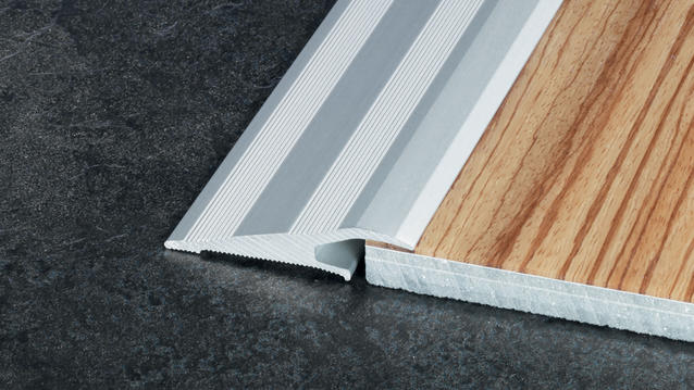 Ramp profiles for LVT