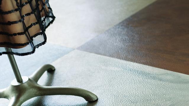 Metallurgy™ Rubber Tile