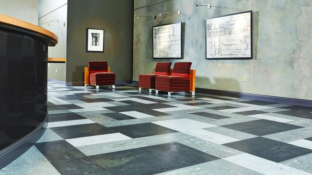 Minerality™ Rubber Tile and Plank