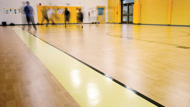 Sports/Multi-Function Flooring