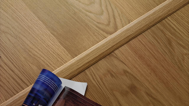 Wood solid transitions mouldings