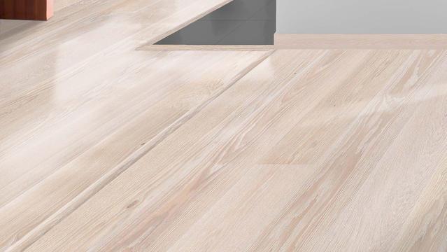 Alustar wood veneer skirtings