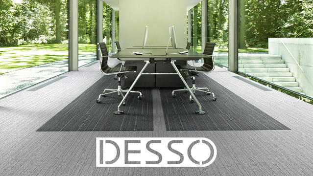 Tapis projet DESSO