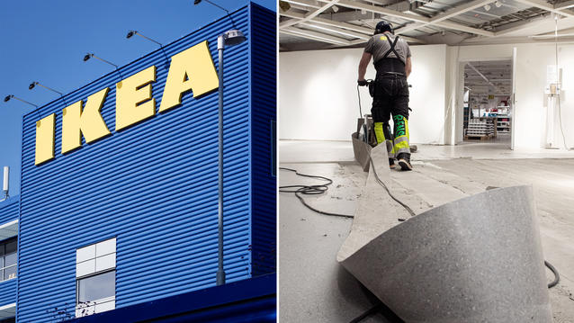 Tarkett og IKEA går sammen  om unikt cirkulært gulvprojekt