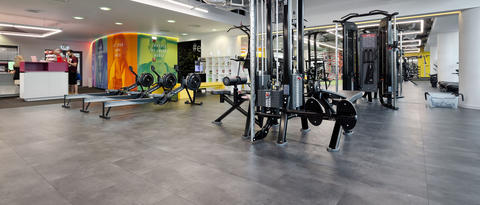 Fitness Ares & Wellbeing