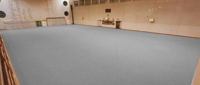 Sports Floor Protection