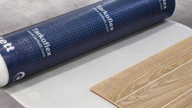 Tarkoflex floor underlay