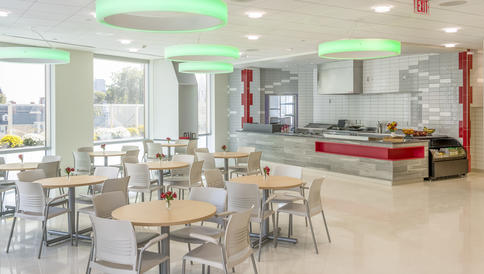 Cafeteria / Dining Areas