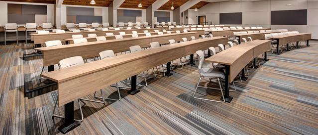 Salles de classe/salles de lecture