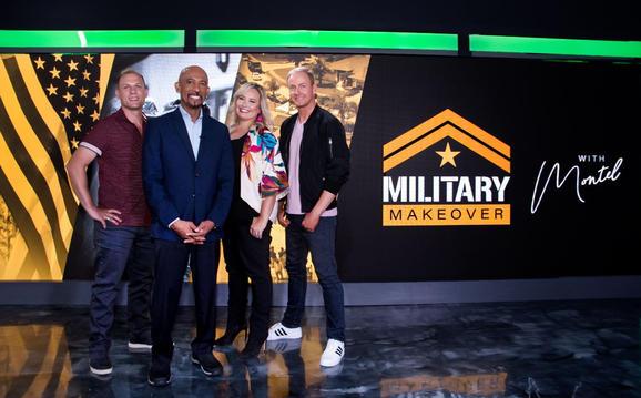 Patron Family Military Makeover - Panama City, FL