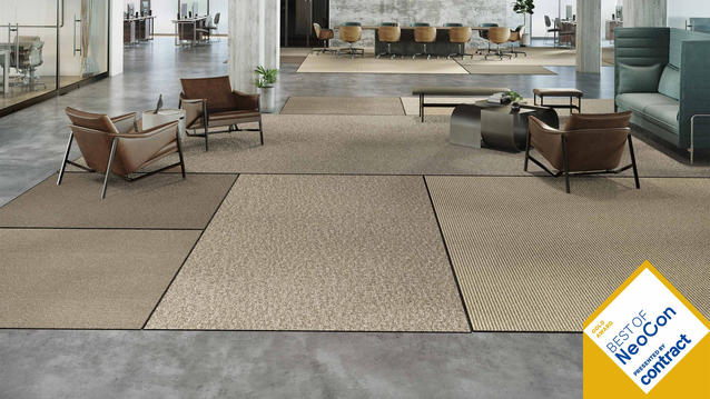 Highlights from NeoCon 2019 including award-winning Tatami System and iD Mixonomi.