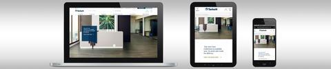 Mi cuenta Tarkett Online: Un servicio online para profesionales