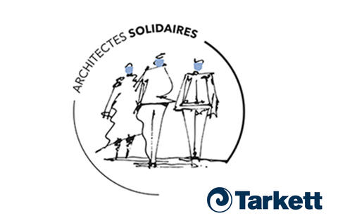 Tarkett s'engage dans l'association Architectes Solidaires pour rendre les conditions de travail des soignants plus agréables