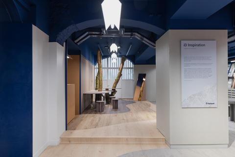 « La nature s'invite dans nos intérieurs », la nouvelle exposition imaginée par le Studio 5.5 à l'Atelier Tarkett