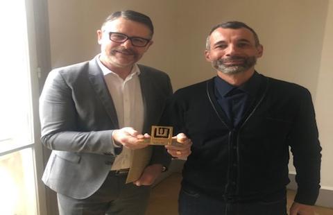 Tarkett remporte le prix Geste d'or dans la catégorie Economie circulaire