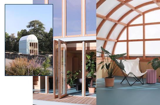 Tarkett équipe un modèle d'habitat durable issu d'un projet de recherche à l'Académie de France à Rome