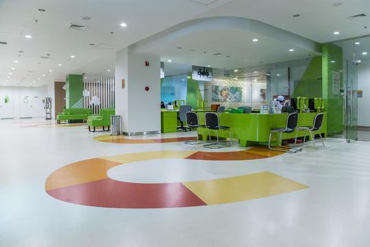 St Carolus Hospital - Jakarta, Indonesia