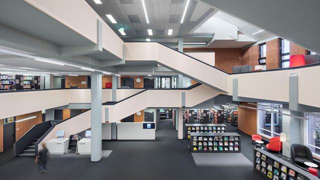 Hochschulbibliothek Emden