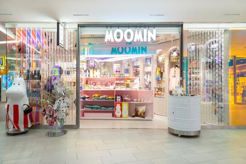 Moomin dečji butik