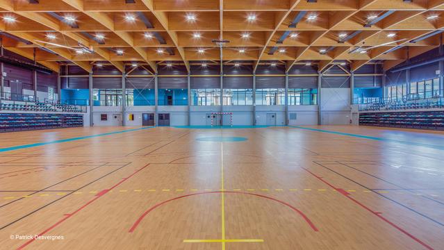 Complexe sportif Bellegrave