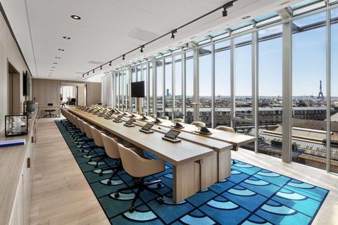 Tarkett équipe le nouveau siège monde de Pernod Ricard « The Island » au cœur de Paris