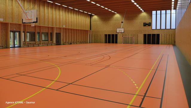 Salle des sports St Philbert du Peuple