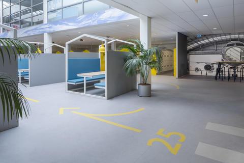 MBO College Airport, ROC Amsterdam