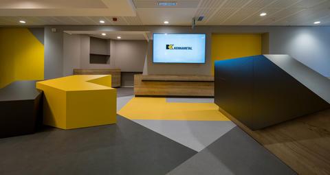 Nuovi uffici Kennametal Italia