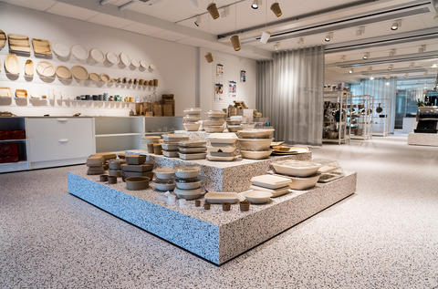 Tingstads showroom i Malmö