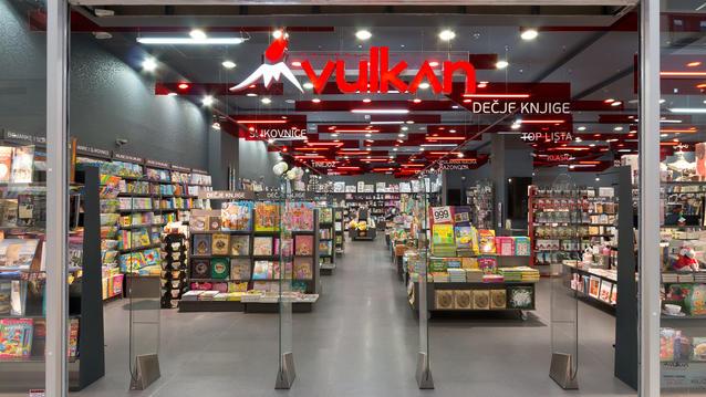 Knjižara Vulkan
