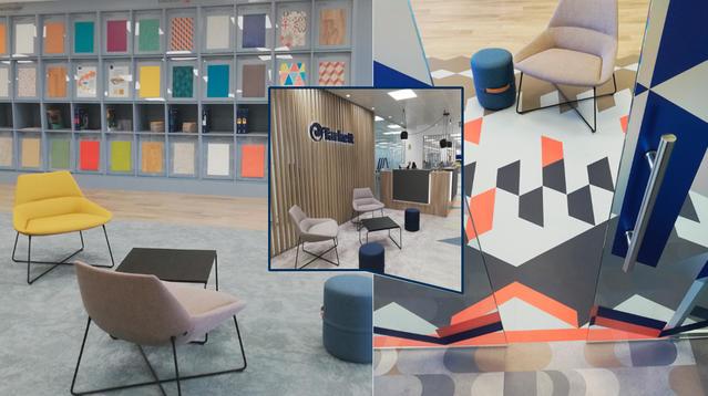 Nuevo Design Center en Madrid