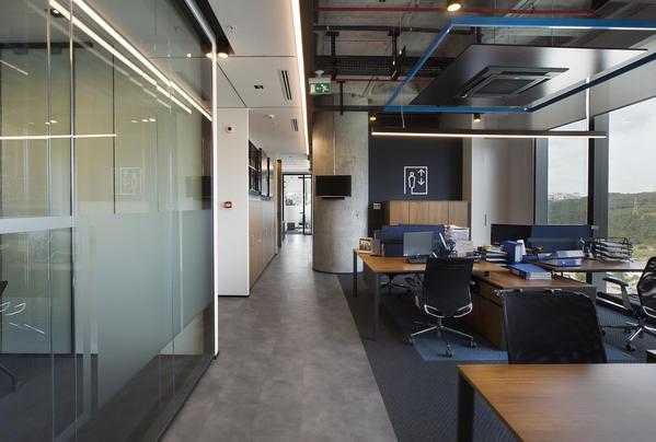 Mitsubishi Eta Melco Office
