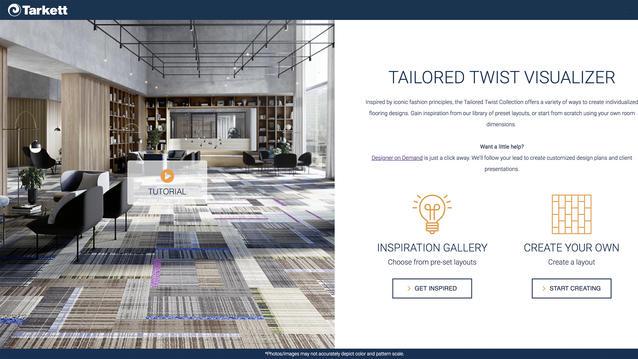 Tailored Twist Visualizer